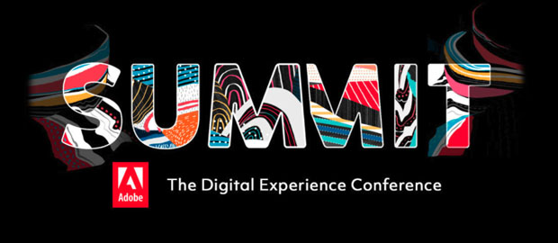 Adobe summit banner