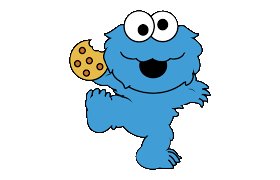 Cookie Monster PNG-1