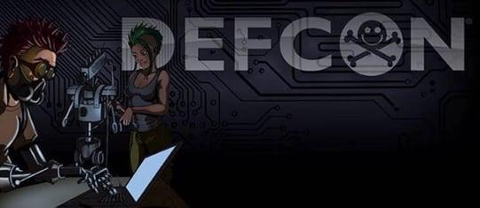 Defcon conf banner