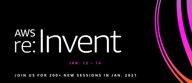 Re invent banner