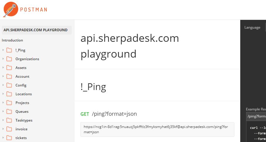 API-Playground