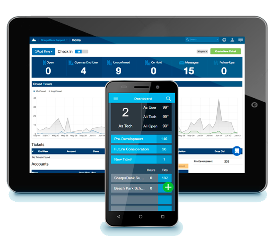 tablet-App