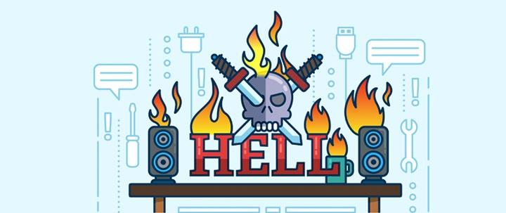 IT Hell 700