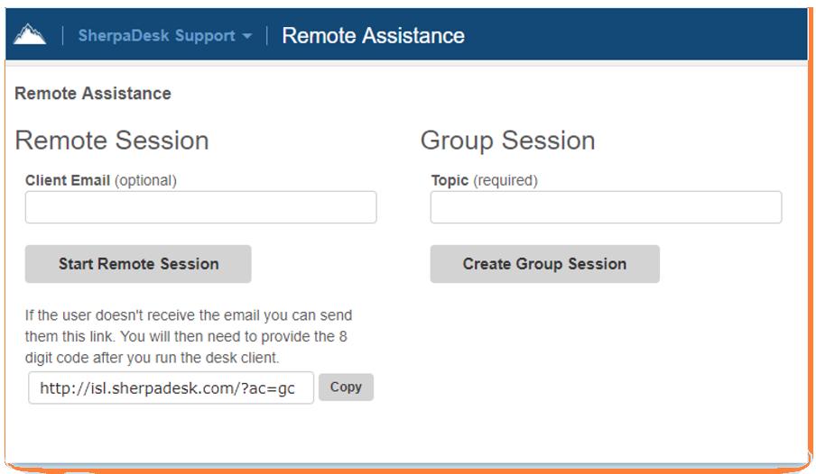 Remote Assistants