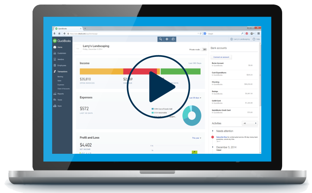Easily update your QuickBook's customer's account data with SherpaDesk